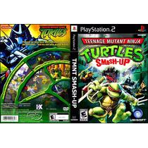 Patche Turtles Smash-up Tartaruga Ninja