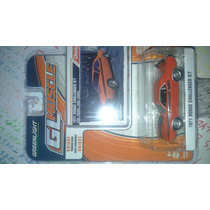 Greenligth Muscle Dodge Charger Rt 1971 Naranja Lyly Toys