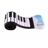 Teclado Infantil Musical Flexível 49 Teclas - Lançamento!