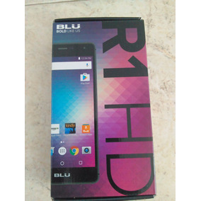 Blu R1 Hd Teléfono Celular Original 16 Gb - Negro
