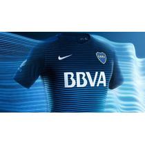 Nueva Camiseta Boca Juniors 2016/2017 Alternativa