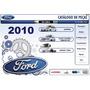 Catálogo Eletrônico De Peças Ford Carros E Caminhões 2010