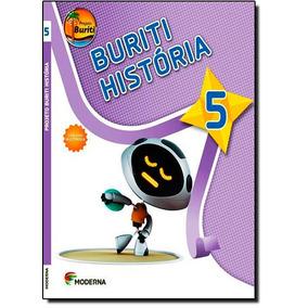 Projeto Buriti: História - 5º Ano