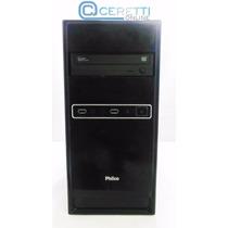 Cpu Philco Amd A8-3800 2.4ghz 8gb De Ram + Hd 400gb