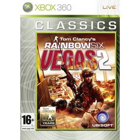 Rainbow Six: Vegas 2 - Xbox 360 Original Lacrado