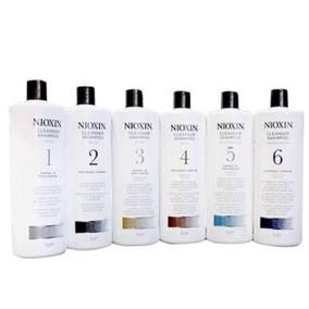 Nioxin Shampoo Caída De Cabello Litro 1,2,3,4,5,6