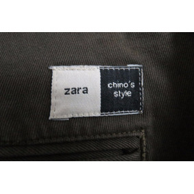 Pantalon Hombre Zara. A Estrenar