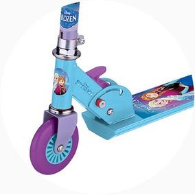Patinete Brinquedo Infantil Esporte Menina Frozen Original!