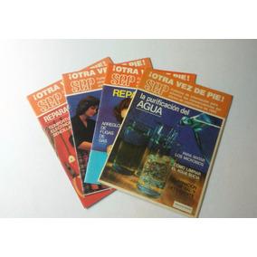 Revista ¡otra Vez De Pie! 1985, Reparaciones, Carpintería.