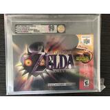 Zelda: Majora´s Mask Collectors Edition - N64 Nuevo! Vga