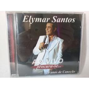 Cd Elymar Santos Ao Vivo - Procura-se ... 20 Anos De Canecão