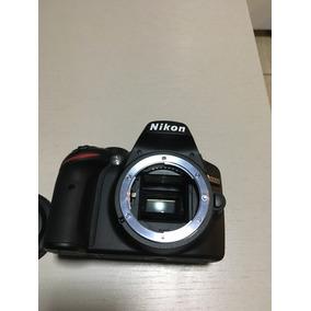 Câmera Nikon D3200 (somente O Corpo)