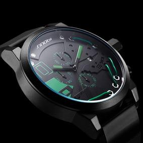 Relógio Masculino Sinobi 9728 Original