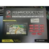 Reproductor Cd/dvd/usb/gps/ Pantalla Tactil 7 Hf6900ubg