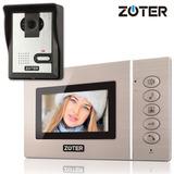 Zoter Seguridad 4.3 Pulgadas Lcd Mini Monitor Color Video