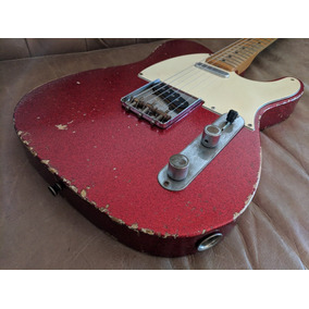 Fender Telecaster Custom Shop 1952 Heavy Relic Made In Usa