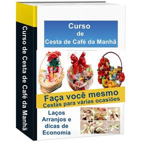 Curso - Cesta De Cafe Da Manha - Passo A Passo