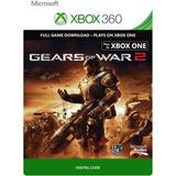 Gears Of War 2 - Código Digital - Xbox 360 - One
