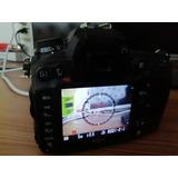 Nikon D7000 45k Con Lente Tamron 18-200 Y Lente Younguo 50mm