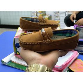 Zapatillas Tipo Mocasin Para Niños Kids Calida Colombiana