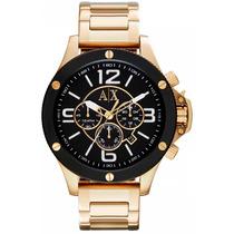 Relógio Armani Exchange Masculino Ax1511/4pn