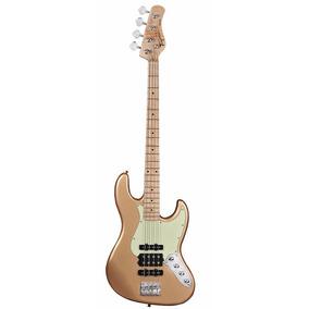 Contra Baixo Jazz Bass Tagima Jmj-4 Dourado - Hendrix