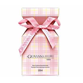 Perfume Inspirado No Giovanna Baby Unissex Contratipo 100ml