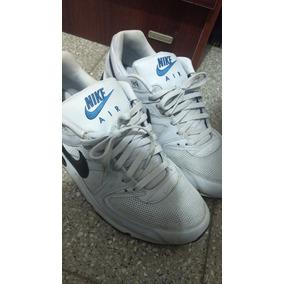 Zapatillas Nike Air Max Command Blancas Talle 13 Us