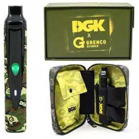Kit Vaporizador De Ervas G-pro - Dgk - Grenco Science Aroma.