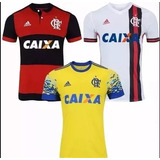 Camisa Adidas Flamengo 3 Infantil D80644 Original Nota F - Futebol ... fb4f20a1a70e0