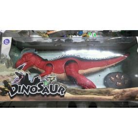 Dinosaurio Control Camina Sonido Luz Original La Plata Myuj