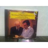 Mozart Piano Concertos 21 & 23 Cd Aleman Serkin Abbado