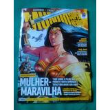 Revista Mundo Dos Super-heróis 89 Dossiê Mulher Maravilha