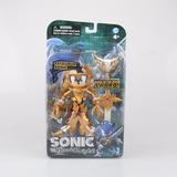Sonic Excalibur Y El Caballero Negro 1/9 Escala