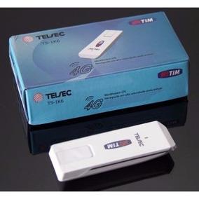 Mini Modem Telsec Ts-1k6 4g, 3g Original Br+garantia+nota F