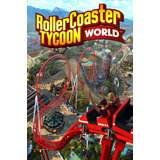 Rollercoaster Tycoon World Código Steam Pc