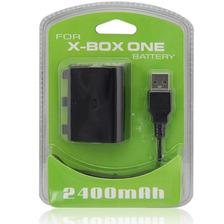 Bateria Recargable Control Mando Joystick Xbox One 2400mha