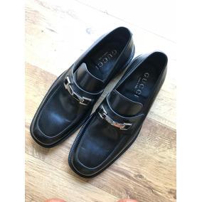Sapato Social Preto Gucci 0084 Numero 43 Mocassins - Calçados ... 97c0fcd21a