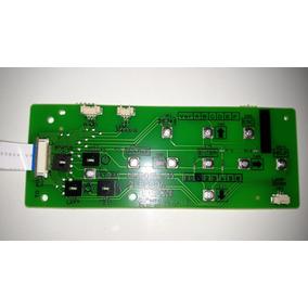 Painel De Comando Com Flat Projetor Epson S18 X24 W18 W28