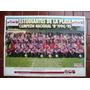 Estudiantes Campeon Poster De El Grafico Año 1994 95