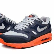 Nike Air Max Orange. Versión Limitada.importadas