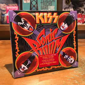 Kiss Sonic Boom 2 Cd + Dvd