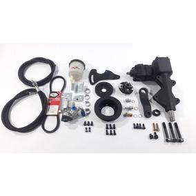 Kit Direção Hidráulica F1000 F4000 Mwm 229 E 226 Caixa Zf