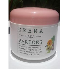 Crema Varices Natural Tamaño Mid Envio Gratis