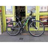 Bicicleta Eléctrica Motor 350w 36v Ba.litio 10,4ah Bicimoto