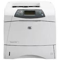 Impressora Laser 12 Mil Hp Laserjet 4200n Com Tonner E Rede