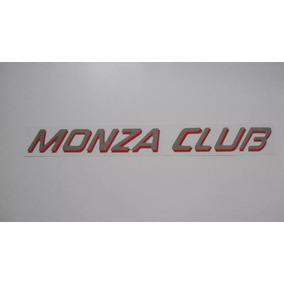 Emblema Monza Club (adesivo)