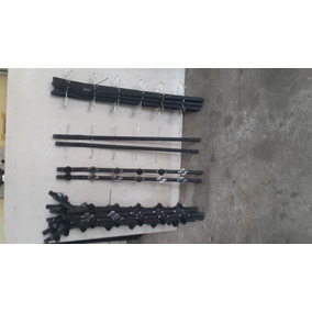 Oferta Tubos De Paso Para Cerco Electrico 6 Lineas Angulo 45