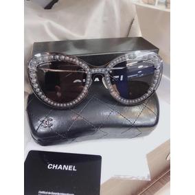Oculos Chanel 100 Original Chiquerrimo - Óculos no Mercado Livre Brasil b11647744f