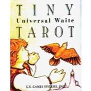 Tiny Universal Waite Tarot By Smith Hanson-robert En Ingles
